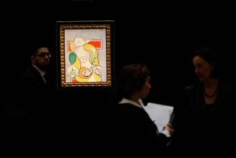 Picasso la lecture