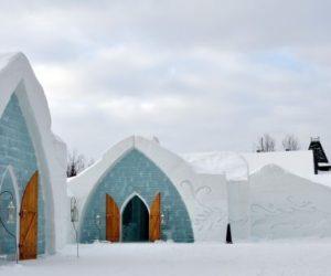 Quebec Ice Hotel photo