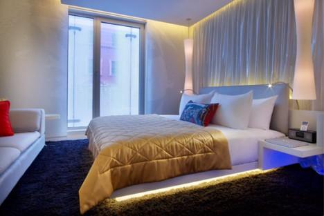 W London suite