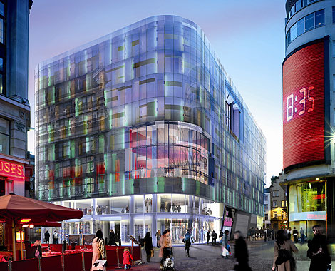 W Hotels Debuts On Londons Leicester Square
