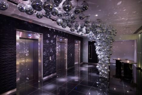 W hotel London Lobby