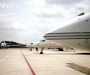 business jets hainan RV