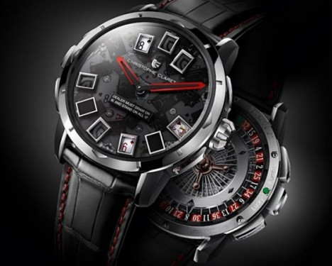 Christophe Claret Blackjack Watch