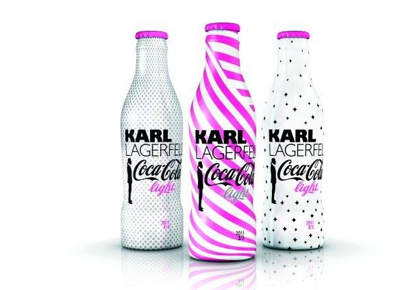 Diet Coke Karl Lagerfeld 2011
