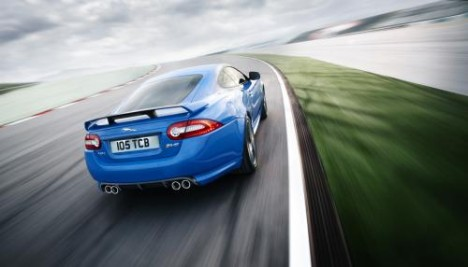 Jaguar XKR-S photo