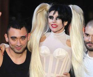 Lady Gaga Nicolas Formichetti Sebastien Peigne