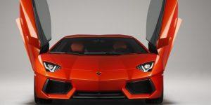 Lamborghini unveils Aventador flagship