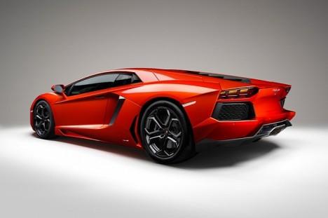 Lamborghini Aventador sold out