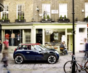 Mini Rocketman Concept London