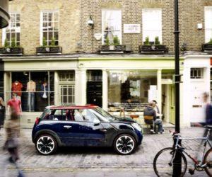 Mini Rocketman Concept London