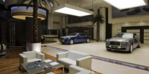 World's largest Rolls-Royce showroom unveiled