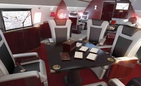 airbus phoenix cabin