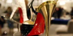 Louboutin sees red, sues YSL over soles in US
