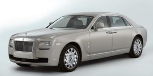 Rolls-Royce Launch Extra-Spacious Ghost Model