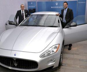 Maserati motor car New Delhi