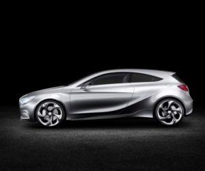 Mercedes Concept AClass
