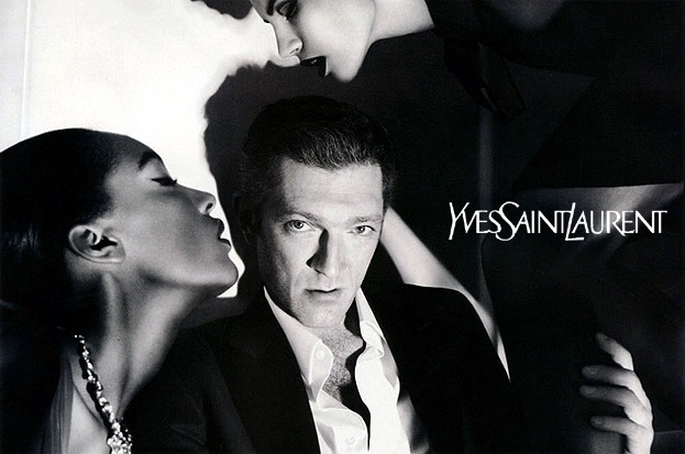 260f2f41c1e Vincent Cassel in YSL's new La Nuit de l'Homme ad