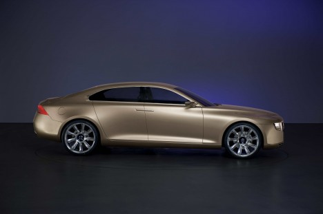 Volvo Concept Universe Side