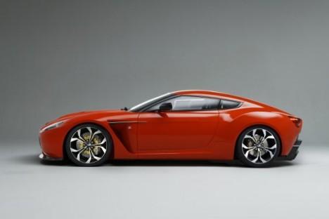 Aston Martin V12 Zagato lightweight