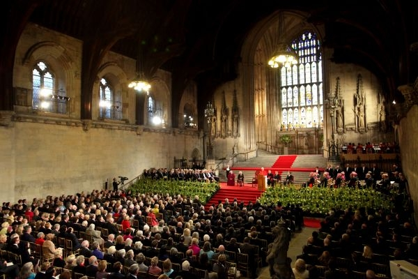 British Parliament Westminster Hall