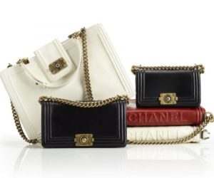 Chanel Boy range