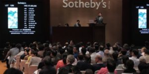 Hong Kong kicks off big-money auction series