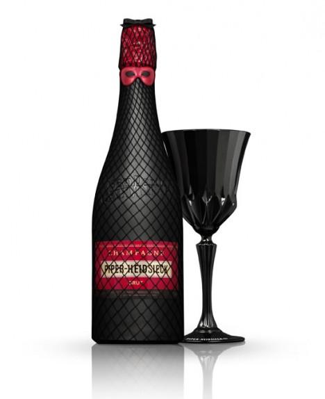 Jean Paul Gaultier champagne
