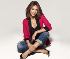 Jessica Alba Piaget Possession Collection