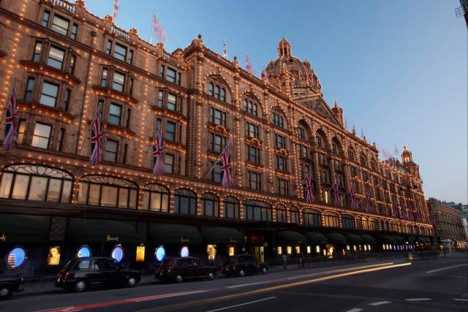 London department store Harrods