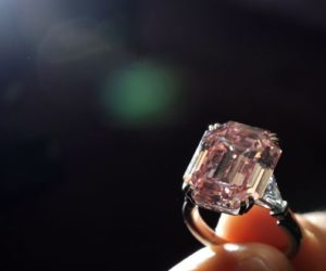 Pink Diamond Photo