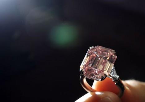 Pink Diamond Photo