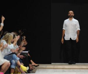 Riccardo Tisci fashion show