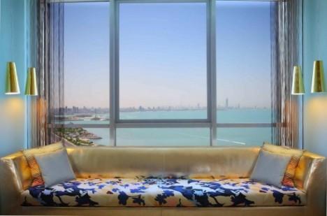 hotel missoni kuwait bedroom