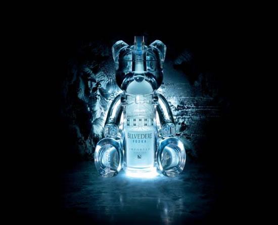 Belve Bear Belvedere Vodka Jean Roch