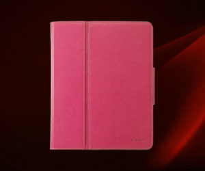 Cartier iPad Case Fuchsia