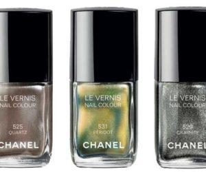 Chanel fall winter 2011 nail polishes