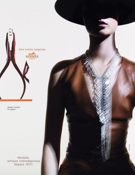 Hermes Summer 2011 campaign