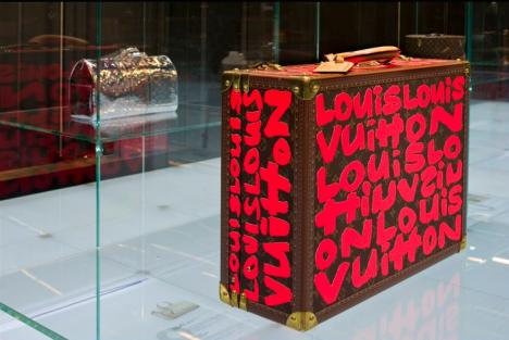 Louis Vuitton Voyages Exhibition china
