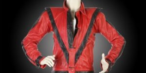 Michael Jackson 'Thriller' jacket to be auctioned