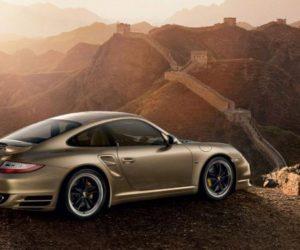 Porsche 911 Turbo S China