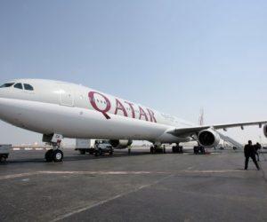 Qatar Airways Airbus A340-600