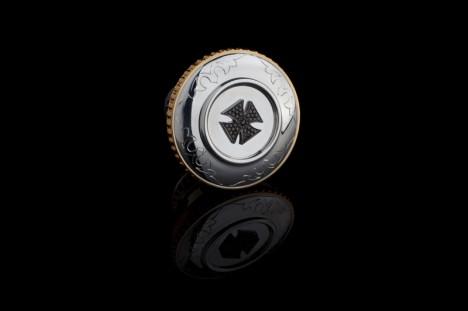 Royal Salute Tribute To Honour Bottle Cap