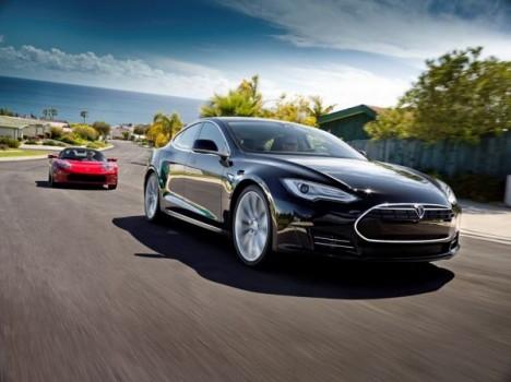 Tesla Model S photo