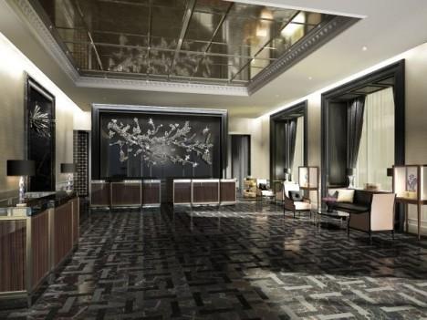 Trump Hotel Toronto lobby