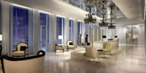 Trump hotel opens in Toronto