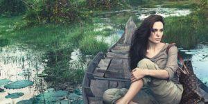 Angelina Jolie's Core Values for Louis Vuitton
