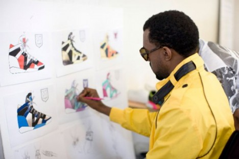 kanye west louis vuitton making of