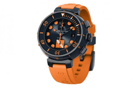 Louis Vuitton Tambour Diver Chronograph
