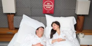 "Crowne Plaza to trial ""snore absorption room"""