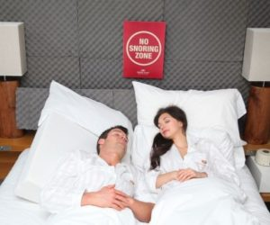 snore absorption room